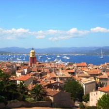saint-tropez slider