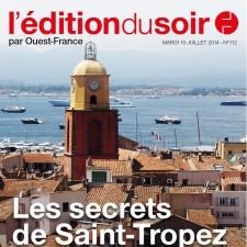 couverture ouest france